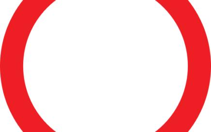 Señal vertical reglamentaria de prohibición de entrada circulación prohibida